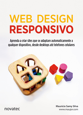 Resenha do livro Visão geral do livro WEB DESIGN RESPONSIVO do Maujor